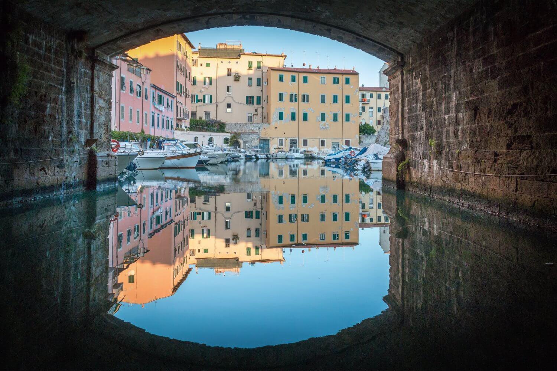 Livorno Boat & Market Tour