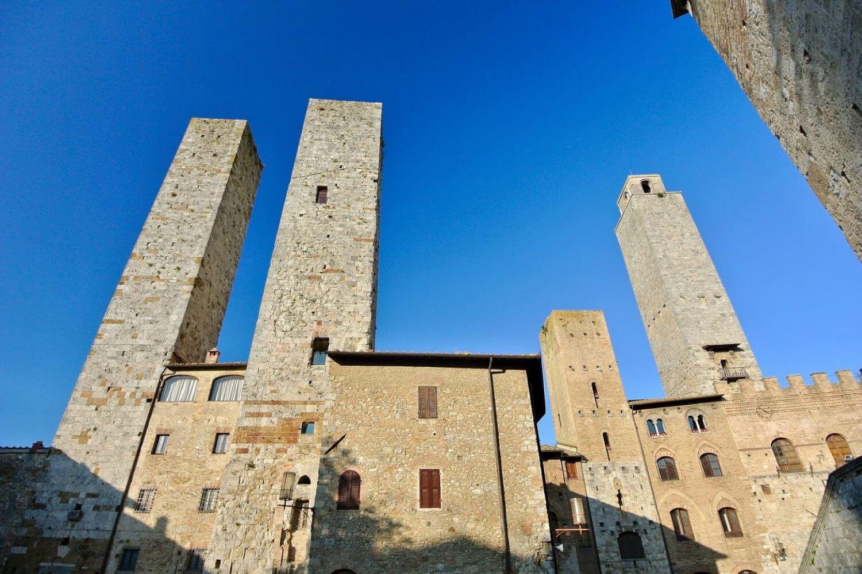 Volterra & San Gimignano Day Tour