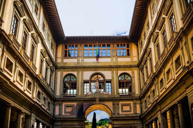Florence Day Tour with Uffizi Gallery